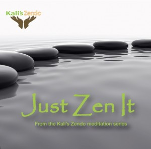 Just Zen It Front Cover