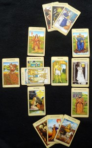 Tarot Reading Snapshot